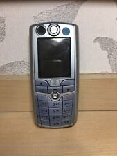 Motorola C975 - Silver (Three) Untested Mobile Phone - Retro Vintage