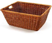 The Dunstable Basket - Large Storage Empty Basket, Gift Box, Hamper