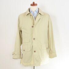 Brooksfield Master Collection Balmoral Jacket Gr 50 Safari HERBST Beige Baumwoll