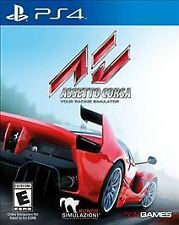 Assetto Corsa New & Factory Sealed For Sony PS4
