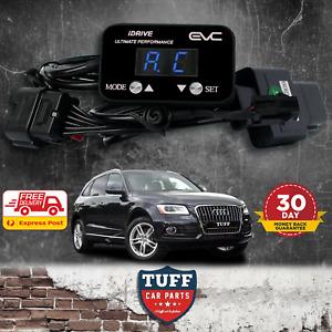 Audi Q5 SQ5 2009 - 2021 iDrive Black EVC WindBooster Throttle Controller