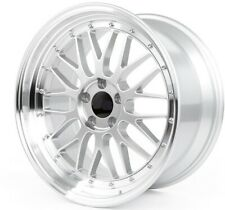 "18"" SPL LM ALLOY WHEELS FOR 5X100 AUDI A1 A2 A3 >2003 TT ROADTSER > 2006"