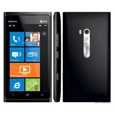 Nokia Lumia 900 - 16GB - Matte Black (AT&T) Smartphone - Very Good Condition