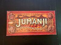 1995 The Game of Jumanji by Milton Bradley