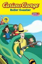 Curious George Roller Coaster (CGTV Reader) (Curious George Early-ExLibrary