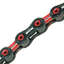 KMC X10SL DLC 10 Speed Chain Black/Red Bike