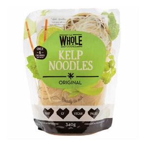 The Whole Foodies Raw Kelp Noodles - Original 340g