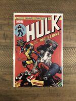 She Hulk #1 Variant 181 Homage NM Wolverine