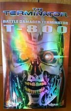 HOT TOYS 1/6 The Terminator T-800 Battle Damaged Terminator 2005 *New & Rare*
