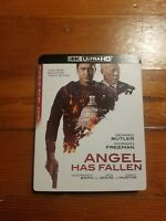 ANGEL HAS FALLEN 4K ultra HD blu ray with slipcover FastFree Shipping