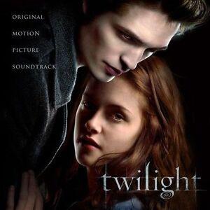 Various Artists : Twilight (Original Soundtrack) Soundtrack 1 Disc CD