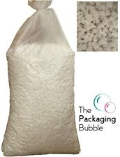 More details for recycled loose void fill packing peanuts polystyrene filling all quantities