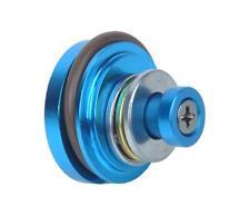 Element Silent Type Mushroom Bearing Piston Head Blue Airsoft Aeg 6mm IN0410