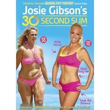 Josie Gibson's 30 Second Slim [DVD]