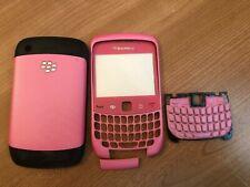 Blackberry curve 8520 Pink Housing