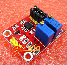 Lm358 Adjustable Square Wave Module PulseUpgrade Frequency Duty Cycle