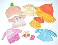 Vintage KENNER STRAWBERRY SHORTCAKE DOLL CLOTHES *CHOOSE from LIST*