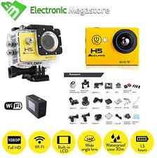 MIDLAND H5 videocamera FULL HD WiFi Custodia sub sport WATERPROOF C1208 ITALIA