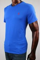 "POLO Ralph Lauren ""Spa Royal"" V-Neck T-Shirt Red Pony ~NWT~ Classic Fit"