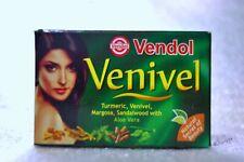 VENDOL VENIVEL SOAP Herbal Ayurvedic Beauty Soap 40g - NATURAL Soaps