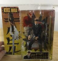 Kill Bill Crazy 88 Fighter Series 1 2004 Action Figure New NECA