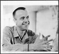 ~ Astronaut Alan Shepard First U.S Manned Space Flight 1961 Original Press Photo