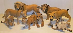 SCHLEICH BIG CATS LIONS TO CHOOSE FROM!