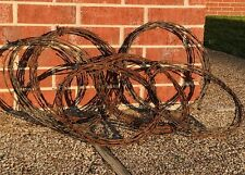 20' Rolls of Rusic Barb Wire for Crafts