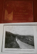 PICTORAL SOUVENIR BOOKLET -  30 PHOTOGRAPHIC VIEWS OF ILFRACOMBE AND DISTRICT