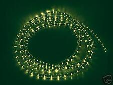 GUIRLANDE LUMINEUSE/FLEXIBLE LUMINEUX VERT A LEDS - 5m