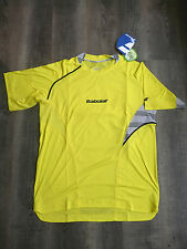 Babolat T-Shirt Perf Men Gelb M