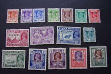 Burma 1945 set of mint stamps  (lot 879)