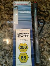 Marineland Visi-Therm Submersible Aquarium Heater 250-Watt For Up To 65 Gallons
