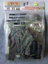 "Dragon 12"" WW2 German Elite Officer Camouflage Set 3 MIP 71108 from 2001 1/6"