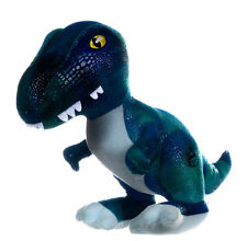 "NEW OFFICIAL 10"" JURASSIC WORLD SOFT PLUSH TOY VELOCIRAPTOR"