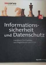Informationssicherheit und Datenschutz   Mängelexemplar Gut