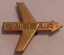 SWISSAIR Lapel Stick Pin (Defunct Airline)