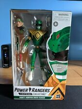 Power Rangers Lightning Collection Mighty Morphin Green Ranger Tommy - New