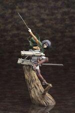 Kotobukiya Attack on Titan Mikasa Ackerman ArtFX J Statue New in Box USA Seller