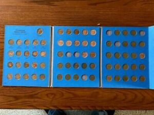 Lot of Canadian Small Cents 1952-? (book II) and 200+ extra coins