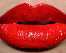 REVLON  COLORBURST GLOSS REPULPANT LIPGLOSS 018 FIRE RED ROUGE GLAMOUR