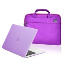"2018/2017/2016 MacBook Pro 13"" A1989/A1708/A1706 Matte Hard Case + Sleeve Bag"