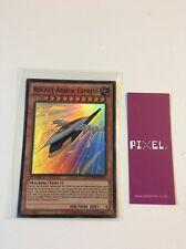 Yugioh Rocket Arrow Express NUMH-EN024 Pack Mint New Card Super Rare