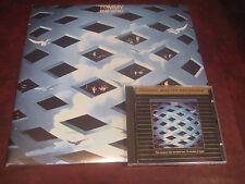 THE WHO TOMMY ORIGINAL MFSL Near Mint Rare Gold 24 KARAT CD + 2013 TRACK 2LP SET