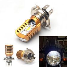 Aluminium 20W LED Motorrad H4 Glühbirne Scheinwerfer Fern-Abblend-Lampe Roller