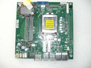 DFI Mini-ITX Board SD106-Q170DRM, LGA1151, DDR4, DP, 2xGLAN 774-SD1061-131G