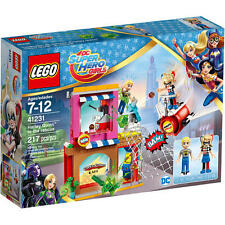 LEGO DC Super Hero Girls Harley Quinn to the rescue (41231) 217 Piece Set -NIB