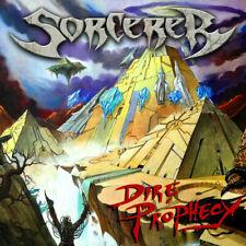 SORCERER (ARG) ? Dire Prophecy (NEW*LIM.500*POWER / THRASH METAL*SANCTUARY)