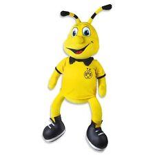 """Borussia Dortmund Maskottchen """"EMMA"""" , Plüsch Maskottchen BVB mit Trikot 100 Cm"""