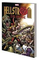 Hellstrom TPB (2020) Marvel - Evil Origins, (W) Gary Friedrich, VF (New)